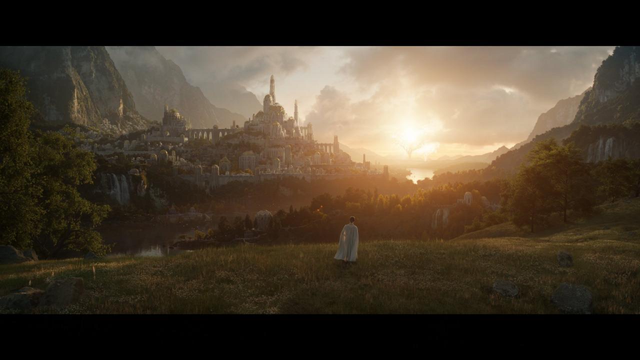 亚马逊《指环王》将于2022年9月播出,首张官方剧照公布